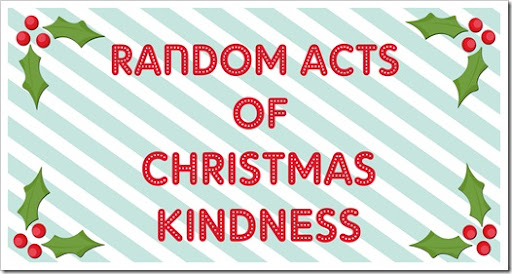 12 acts of christmas kindness letter